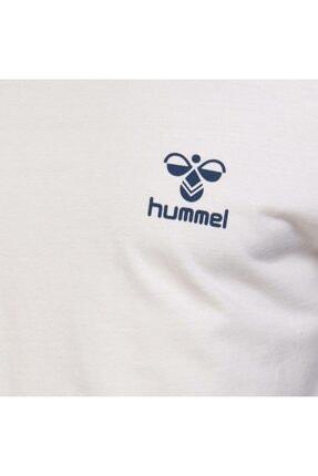 HUMMEL Kevins Beyaz Erkek T-Shirt 910995-9003 3