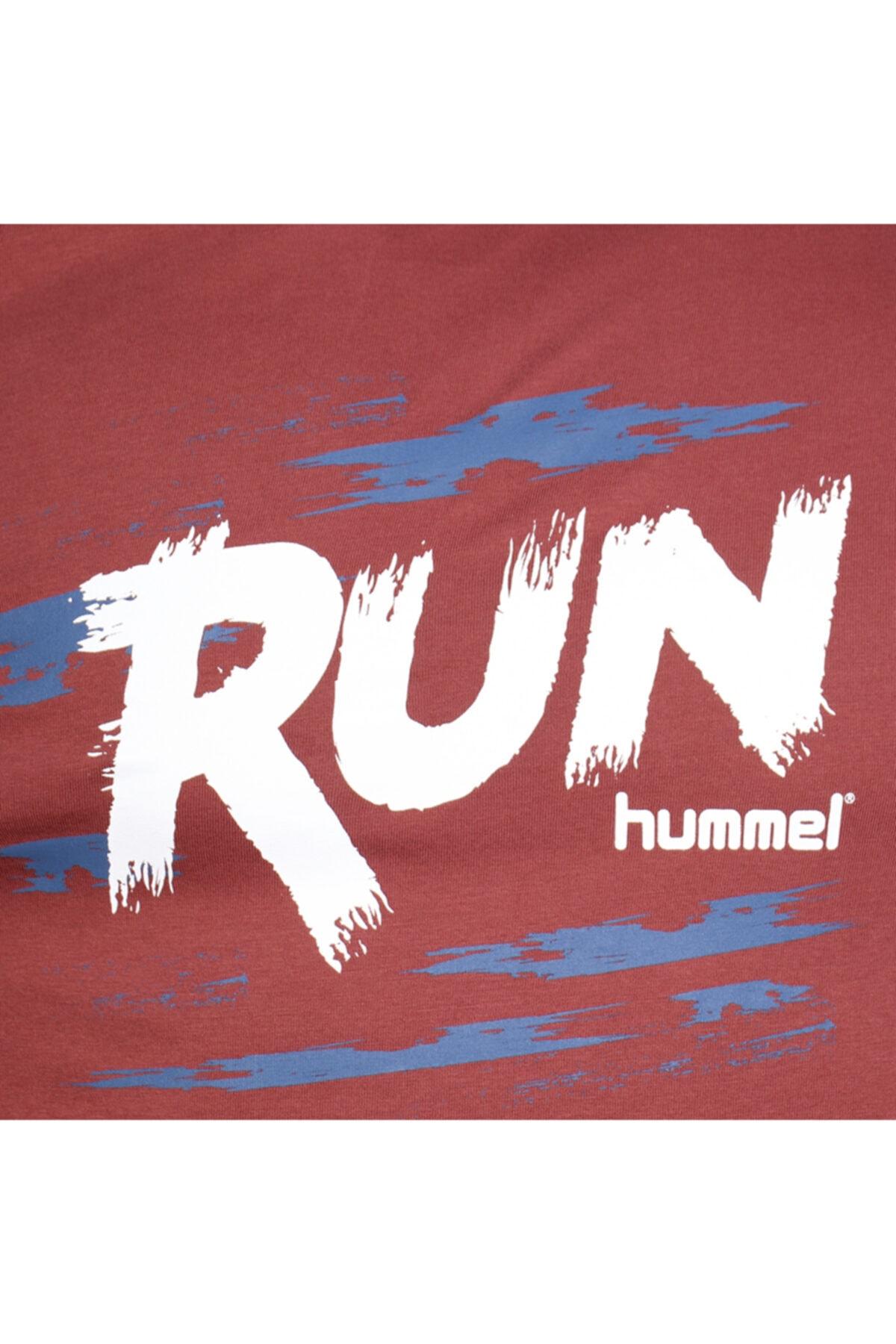 HUMMEL Boyd Kısa Kollu Tişört