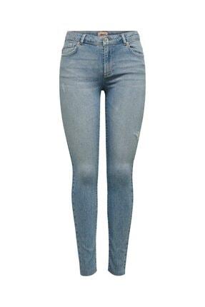 Only Carmen Lıfe Reg Kadın Jeans 15208306 0
