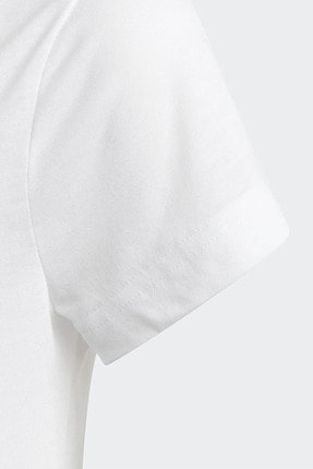 adidas YG MH BOS TEE Beyaz Kız Çocuk T-Shirt 101118170 2