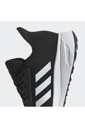 adidas Duramo 9 Siyah Erkek Çocuk Koşu Ayakkabısı 4