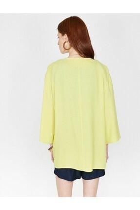 Koton Kadın Sarı Kimono&Kaftan 3