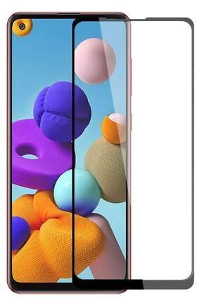 Dijimedia Samsung Galaxy M31 Kamera Korumalı Şeffaf Silikon Kılıf + Tam Ekran Cam Koruyucu 2