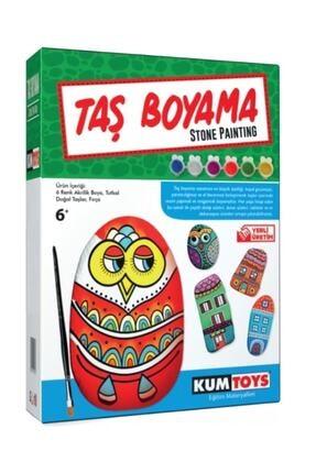 Bee Games Kumtoys Taş Boyama Oyun Seti 0