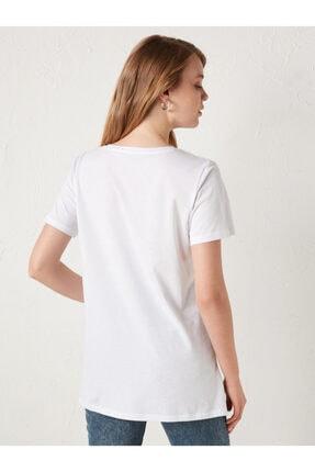 LC Waikiki Kadın Tişört 3