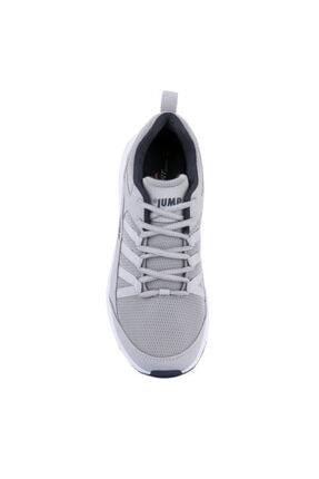 Jump Erkek Gri Yürüyüş ve Spor Ayakkabısı 2