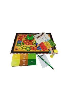 Hobi Eğitim Dünyası Anlat Bakalım, Yerli Tabu Oyunu, Eğlenceli Aile Oyunu, Zeka Oyunu, Kelime Anlatma 2
