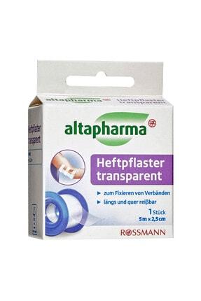 Altapharma Şeffaf Plaster 1 Adet 0