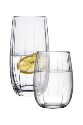 Paşabahçe Linka 12 Parça Su Meşrubat Bardağı Seti Takımı 420405 420415 0