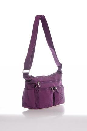 Smart Bags Kadın Mor Postacı Çantası 1