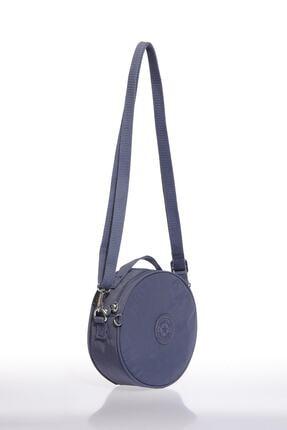 Smart Bags Smb3024-0089 Füme Kadın Çapraz Çanta 1