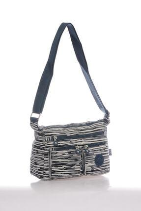 Smart Bags Smb3065-0126 Bej/laci Kadın Çapraz Çanta 1