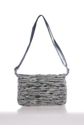 Smart Bags Smb3065-0126 Bej/laci Kadın Çapraz Çanta 2