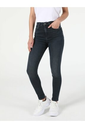 Colin's Gri Kadın Pantolon 0
