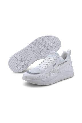 Puma Unisex Spor Ayakkabı - Beyaz 3