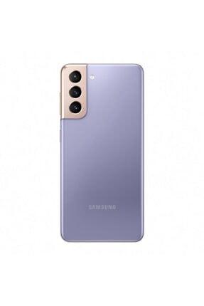 Samsung Galaxy S21 5G 128GB Phantom Violet Cep Telefonu (Samsung Türkiye Garantili) 1