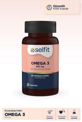 Eczacıbaşı Selfit Omega 3 950 Mg 30 Kapsül Balık Yağı- Son Kullanma Tarihi: 07.2022 1