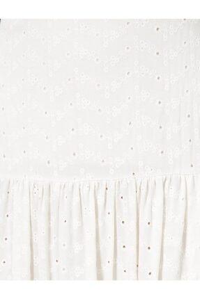 Koton Skirtly Yours Styled By Melis Agazat Firfir Detayli Etek 4