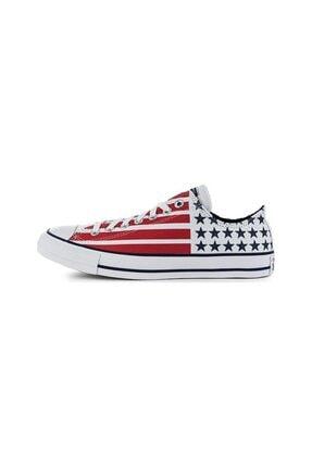 Converse Erkek Kırmızı Ayakkabı 167838c 0