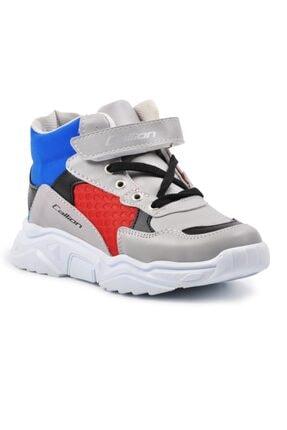 تصویر از 053 Buz-kırmızı-saks Çocuk Spor Ayakkabı