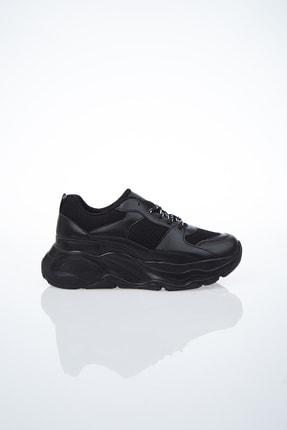 Pierre Cardin Kadın Günlük Spor Ayakkabı-siyah Pc-30061 0