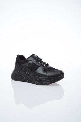Pierre Cardin Kadın Günlük Spor Ayakkabı-siyah Pc-30061 1