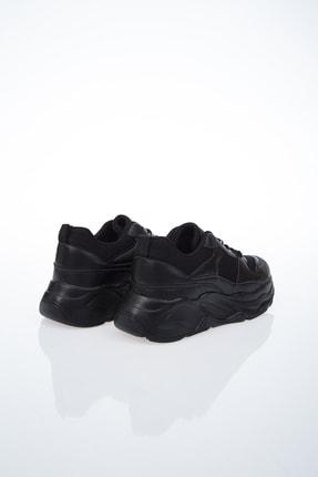 Pierre Cardin Kadın Günlük Spor Ayakkabı-siyah Pc-30061 3
