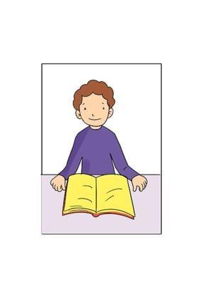 Yuka Kids 2 Yaş Ve Üzeri Eylem Ve Duygu Kartları 3