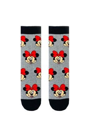 Socks Stations Mouse Renkli Desenli Çorap Kutusu 5'li 2