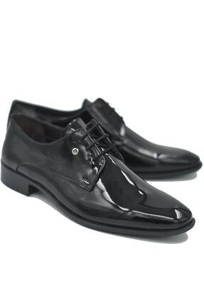 Pierre Cardin 70pc10 Siyah Rugan Erkek Klasik Ayakkabı 0