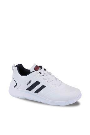 Jump Beyaz Erkek Yürüyüş Ayakkabısı 867800000202 1