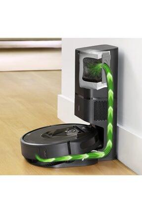 iRobot Roomba i7+ Wi-Fi'lı Robot Süpürge 2