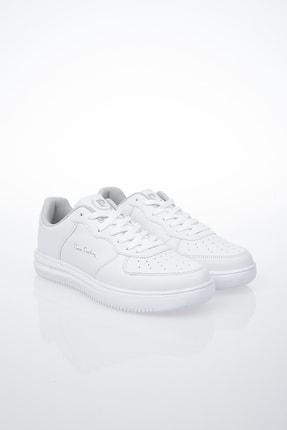 Pierre Cardin Kadın Günlük Spor Ayakkabı-Beyaz PCS-10148 2