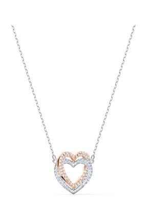 Swarovski Kolye Swa Infinity-necklace Dbl H Cry-czwh-mix 5518868 0