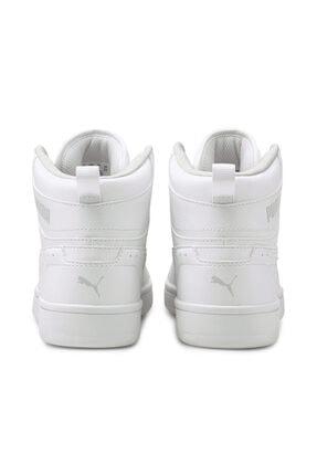 Puma Rebound Joy Jr Basket Ayakkabısı 4