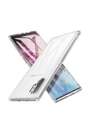Kılıfist Samsung Galaxy Note 10 Plus Kılıf Süper Silikon Kamera Korumalı 1