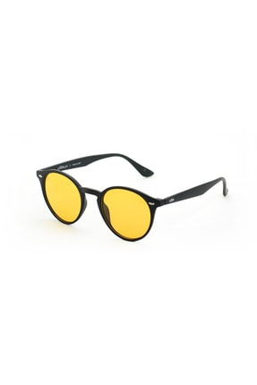Letoon Matte Black Unisex Güneş Gözlüğü Letoon-LL2200