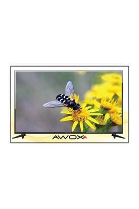 "AWOX B205000s 50"" 127 Ekran Uydu Alıcılı 4k Ultra Hd Smart Android Led Tv 1"