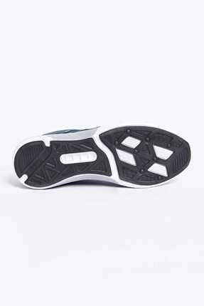 Lescon Unisex Petrol Siyah Spor Yürüyüş Ayakkabısı 4