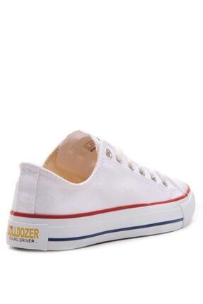 Bulldozer 201353 Beyaz Unısex Ayakkabı 3