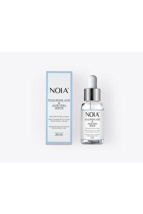 Noia Hyaluronic Acid & Aloe Vera Serum 1