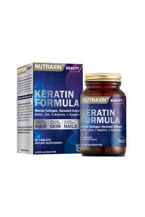 Nutraxin Keratin Formula 60 Tablet 0