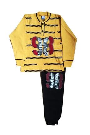 Picture of Erkek Çocuk 98 Chap Pijama Takımı