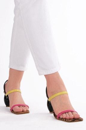 Marjin Kadın Multi 1 Topuklu Sandalet İnvez 1