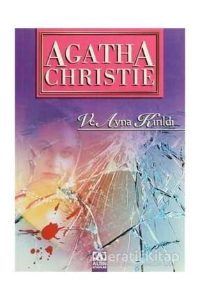 Altın Kitaplar Ve Ayna Kırıldı - Agatha Christie 0