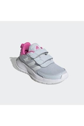 adidas TENSAUR RUN C Gri Kız Çocuk Spor Ayakkabı 101085036 0