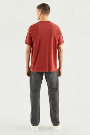 Levi's Erkek Ss Relaxed Fit Tee Mv Ssnl Logo Koyu Kırmızı  Tişört 2