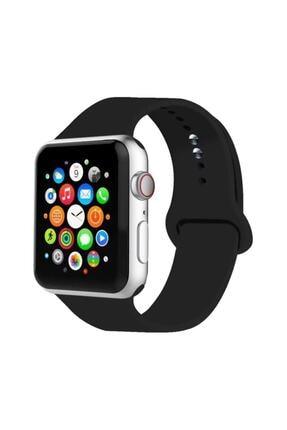 Cimricik Apple Watch Kordon 2 3 4 5 Seri 42 Mm Ve 44 Mm Silikon Kordon Kayış 0
