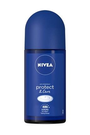 Nivea Protect&Care Kadın Roll-on 50 ml 2