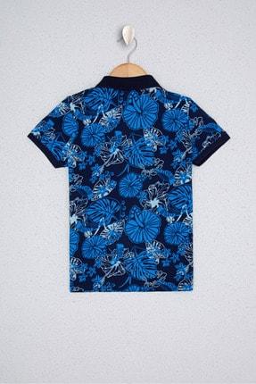 US Polo Assn Erkek Çocuk Lacıvert T-Shirt G083Sz011.000.1126089 1